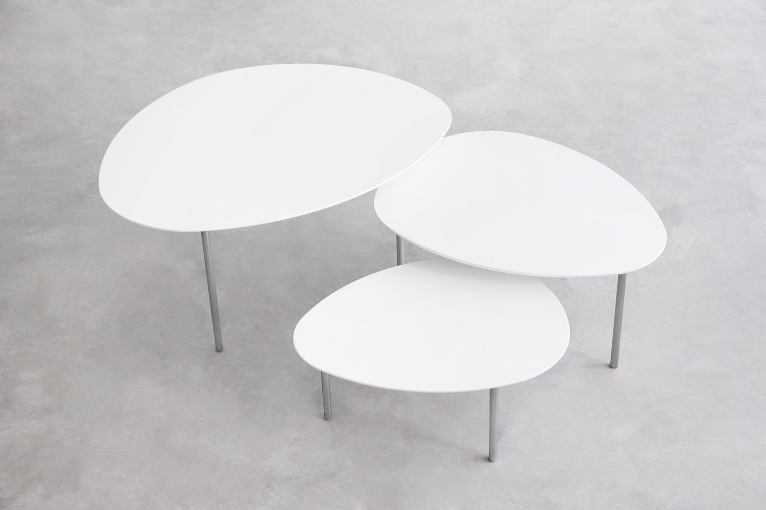 Shapes With Tables Eclipse Stua Organic Nesting PukZiOX