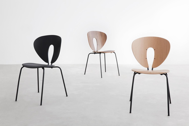 Stua light design globus chair comfortable and stacking