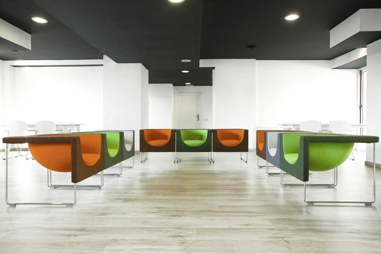 Design armchair Nube by Jesus & Jon Gasca STUA