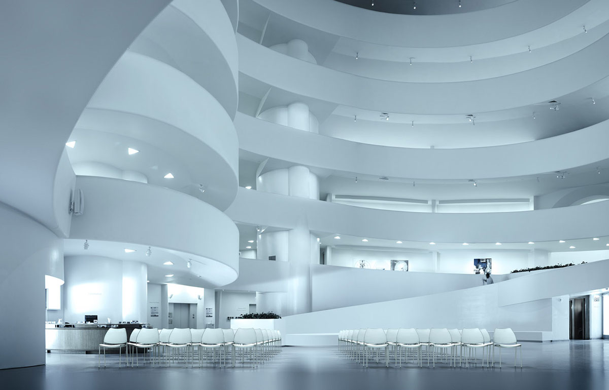 Stua Design Collection In Guggenheim Museum Nyc