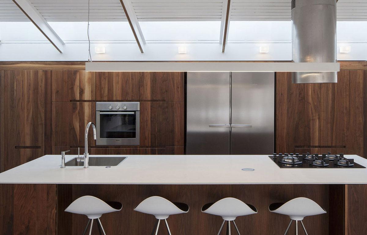 Cocinas con muebles modernos STUA