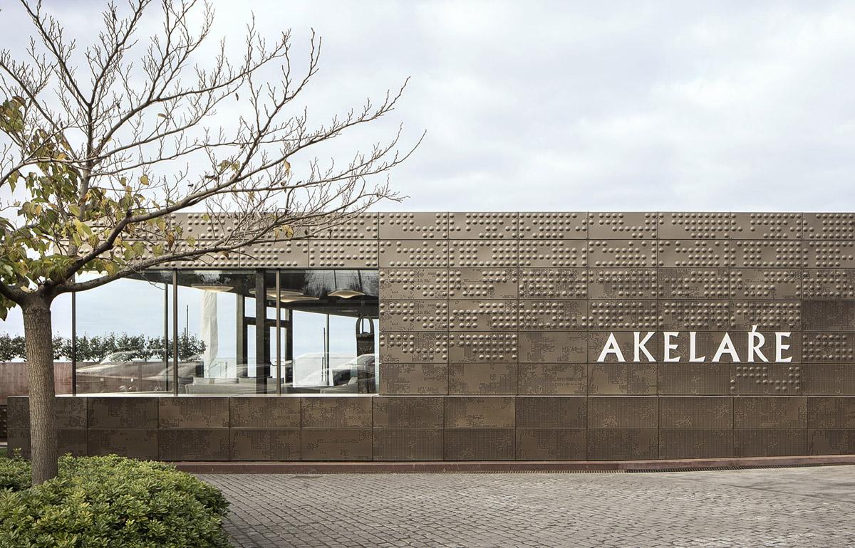 Akelarre Restaurant In San Sebastian With STUA Costura