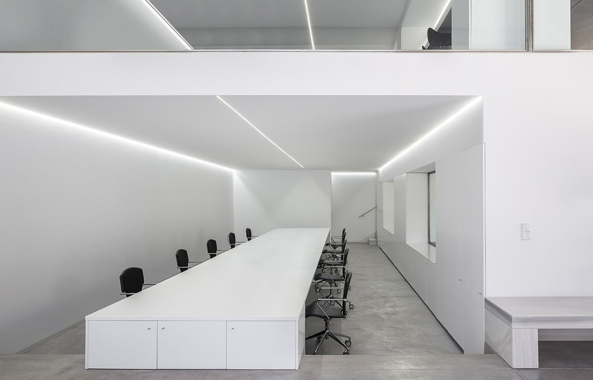 Dot Partners Offices With Stua Design Furniture