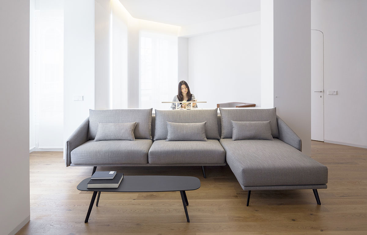 Living room in Valencia