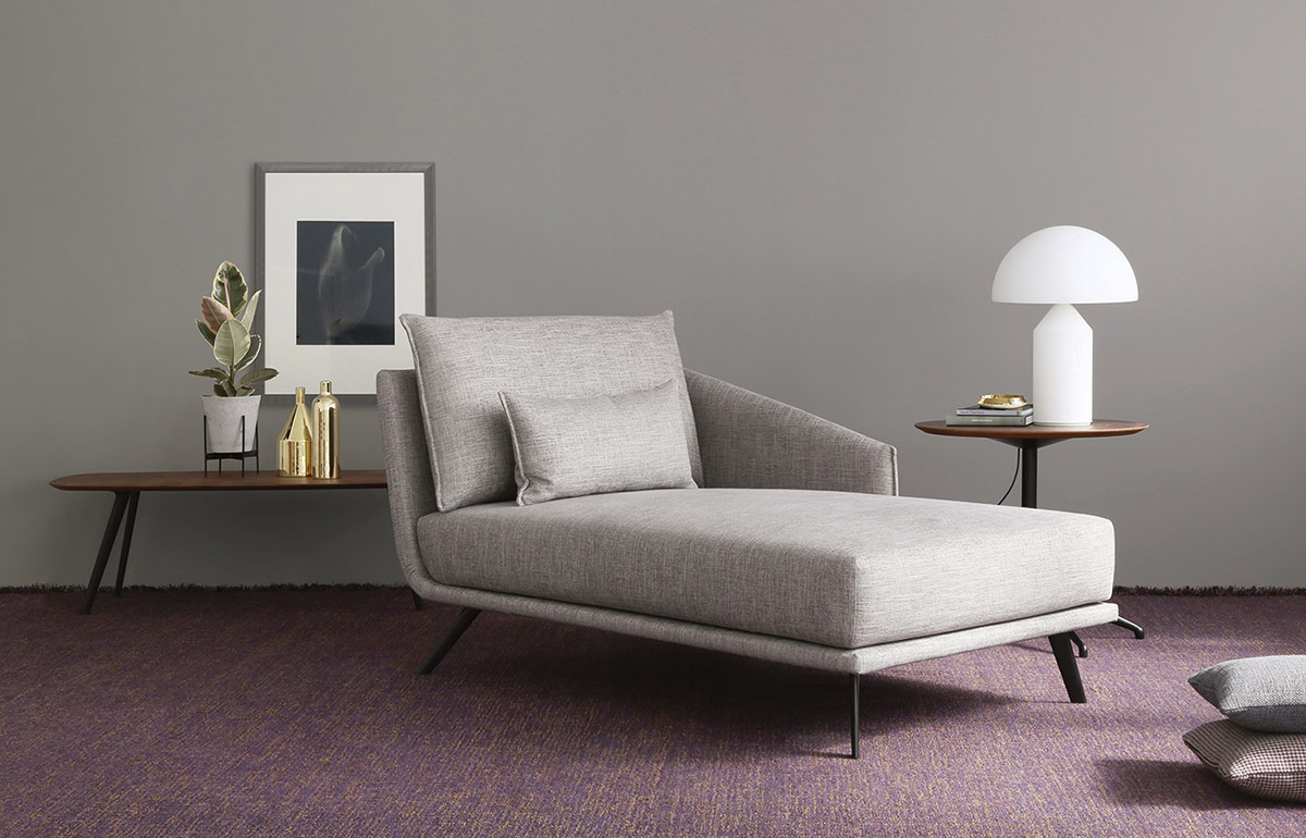 STUA Design furniture for living space on chaise sofa sleeper, chaise furniture, chaise recliner chair,