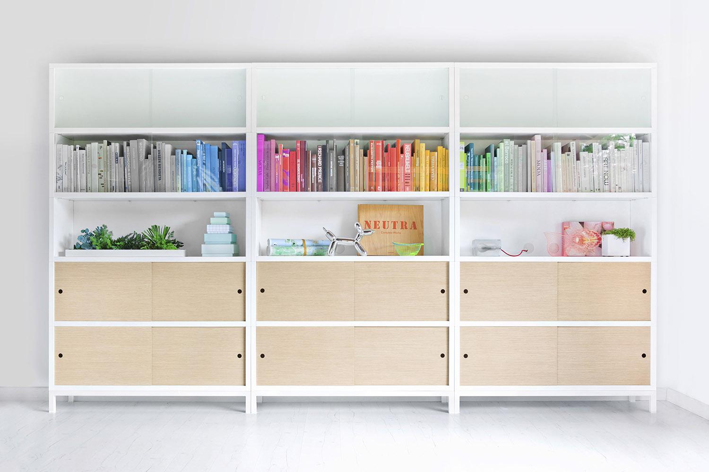 Sapporo Storage System, Design Jesus Gasca