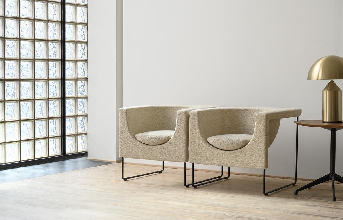 Modern Design Fauteuil.Stua Design Furniture